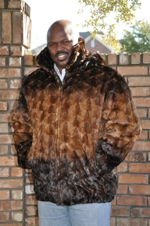 3 Types of Men's Fur Coats